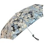 1 parapluie pliable coupe-vent, parapluie compact, coupe-vent, automatique de voyage parapluie durable