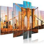Tableaux artgeist Pont modernes
