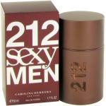 212 Sexy Men - Carolina Herrera Eau De Toilette Spray 50 ML