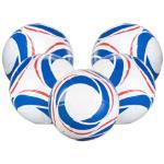 5 ballons de football loisir taille 4 - 390 g Speeron