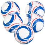 5 ballons de football spécial entraînement taille 5 - 440 g Speeron