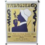Affiche exposition Tabagies 1976