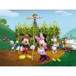 AG fTDxxl2217 Photo intissé Motif Palmiers photomurals Mural Disney-Mickey Mouse