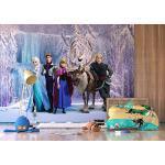 AG fTDxxl2231 Photo intissé Motif Palmiers photomurals Mural-Motif Disney Reine des neiges