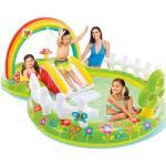 Aire de jeux gonflable Intex Mon Jardin