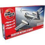 Airfix- Maquette-Gloster Meteor F8-Korean War, A09184, Echelle 1/48