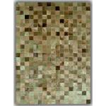 Tapis Patchwork AlloTapis beiges nude