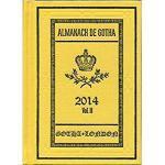 Almanach De Gotha: Genealogy, Diplomacy, Statistics Relié