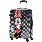 American Tourister Disney Legends Spinner M Valise Enfant, 65 cm, 62.5 L, Multicolore (Minnie Mouse Polka Dot)