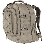 Ares Sac à dos modulable 45L/60L Coyote