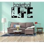 Art Design Sticker Mural Papier Peint Décoratif Nouveau Kobe Basketball Auto-adhésif Fleur PVC Papier Peint 43 cm X 58 cm