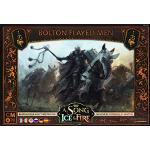 Asmodee - 10415 - Figurine - Song of Ice and Fire Umber Bersekers Expansion avec Superbes Miniatures