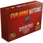 Asmodee Exploding Kittens