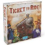 Asmodee Les aventuriers du rail États-Unis