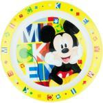 Assiette Plate Mickey Mouse