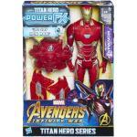 Avengers Figurine Titan Hero Power Fx Iron Man 30 Cm Hasbro E0606