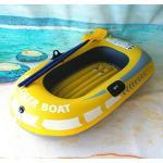 AYES Kayak gonflable 2 personnes avec pompe à air gonflable, haute performance, 114 cm x 188 cm