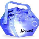 B500LED Machine à bulles de savon avec LED RVB pour soirée disco