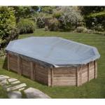 Bâche hiver piscine Sunbay Avila 923 x 576 cm - Version 2020