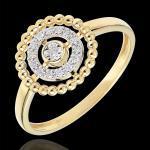 Bagues Edenly Fleur de Sel à perles en perle