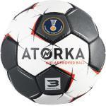 Ballon de handball homme H900 T3 gris/blanc - ATORKA - 3