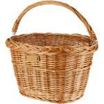 Basil Denver Front/Rear Wheel Basket, marron 2022 Paniers pour guidon