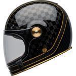 Bell Bullitt Carbon RSD Check-It, casque intégral S Noir Mat/Noir/Gris Noir Mat/Noir/Gris