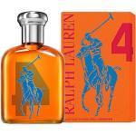Big Pony Men 4 Orange edt 75 ml
