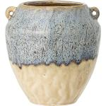 Bloomingville - Ika Pot de fleurs, Ø 14 cm, bleu