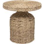 Bloomingville - Table d'appoint camo tressée, nature