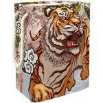 Boîte de rangement Fleur de papillon tigre Panier à Linge de Rangement Panier à Linge Pour Vêtements Sales Panier à Linge Pliable 49x30x40.5cm
