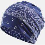 Bonnet en coton ethnique pour femmes Chapeau élastique vintage Cap Turban respirant
