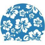 Bonnet sweams hawaiano blue unique
