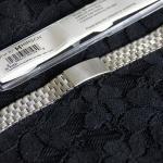 Bracelet De Montre Acier Inoxydable Boucle Déployante La Marque Hirsch 12mm Ou Avec Adaptateur 14mm