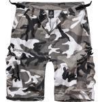Shorts Brandit gris pour homme