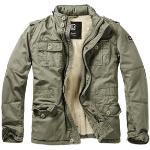 Brandit Britannia Winter veste Olive - L