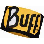 "BUFF Bandeau sport Proteam Coolnet Uv+ Headband Ultimate Logo Black Homme Noir/Jaune ""Unique"" 2019"