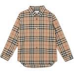 Burberry Kids chemise à carreaux vintage - Tons neutres