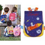 Cadeaux.com Sac à dos personnalisé prénom Fusée - Idée Cadeau Enfant - Rentrée scolaire