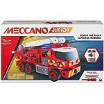 Camion De Pompiers Meccano Junior