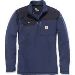 Carhartt Fallon Half-Zip Sweat-shirt Bleu XL