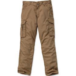Carhartt Force Tappen Cargo Jeans/Pantalons Brun 34
