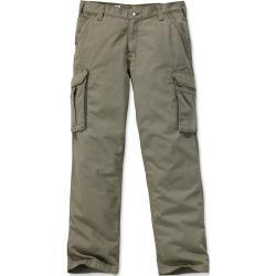 Carhartt Force Tappen Cargo Jeans/Pantalons Vert 36