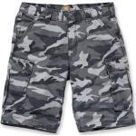 Shorts Carhartt Camo gris Taille M pour homme