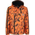 Carhartt WIP Nimbus - veste d'hiver homme - orange gris - S
