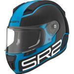 Casque Schuberth Sr2 Pilot Blue Xs