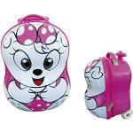 CEG Animal Trolley 850804 Bagage Enfant, 33 cm, 7 litres, Pink