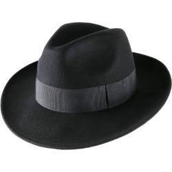 Chapeau Fedora Noir Fedora