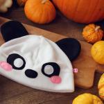 Chapeau Mignon De Bonnet Toison D'Ours Panda, Grand Cadeau Pour L'Anime, Kawaii, Ami Affectueux D'Animaux