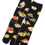 Chaussettes Tabi Japonaises T39-43